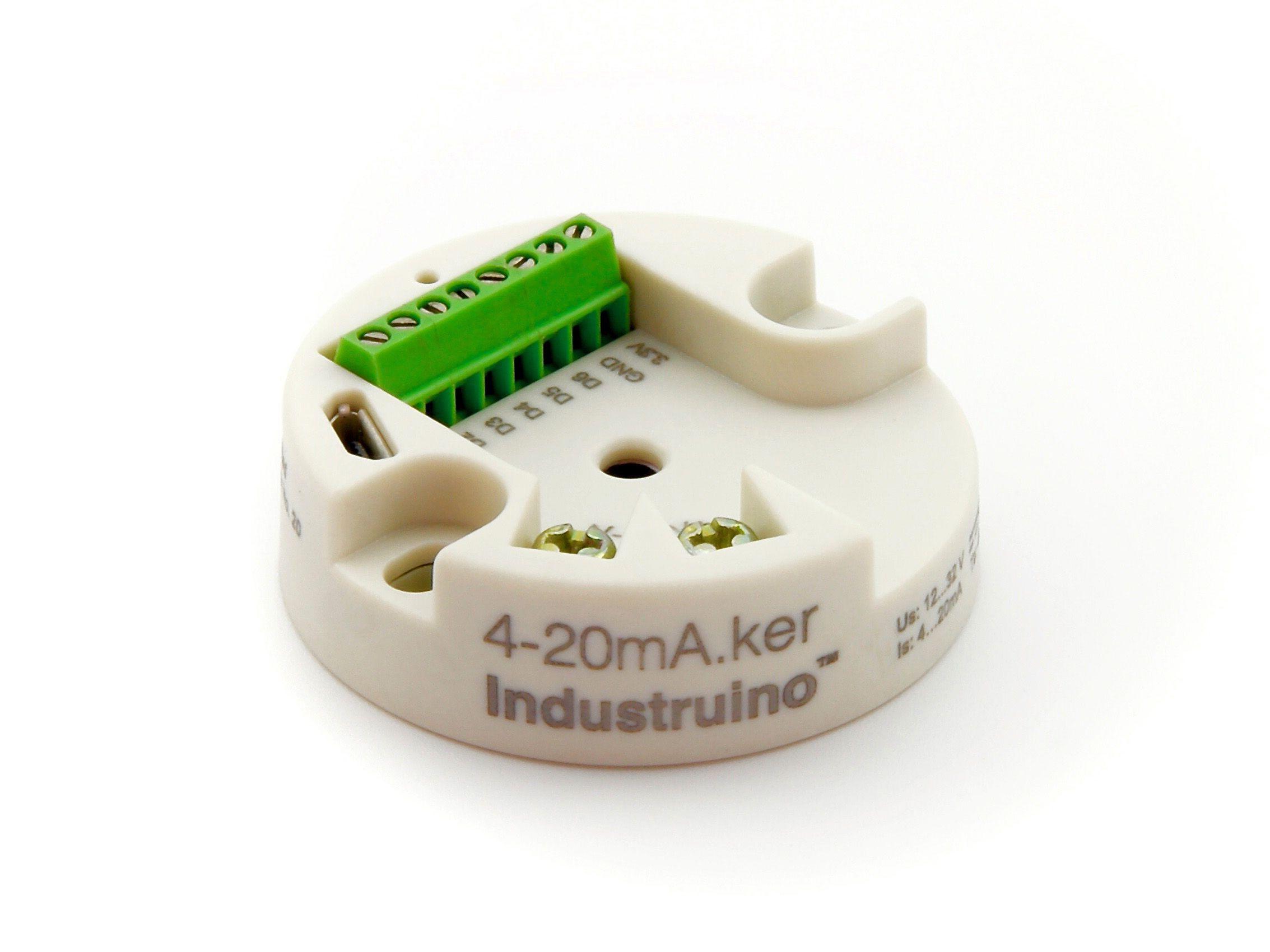 Industruino 4-20mA ker